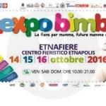 #Catania. Tutto pronto per la X edizione dell'Expo Bimbo