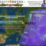 #Meteo. Quotazioni freddo di fine mese