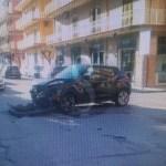 #Barcellona. Incidente tra due auto, ferita una ragazza