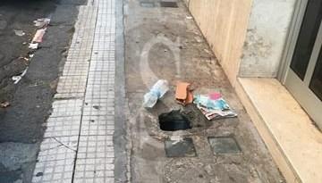 #Cronaca. Barcellona Pozzo di Gotto, sudiciume e degrado in via Trieste