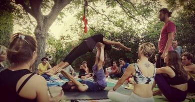 #Ambiente. Messina, lezioni gratuite di yoga a Villa Dante