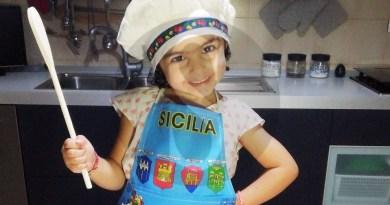La cucina di Sophia, la ricetta della settimana: i Biscotti Coriandoli e Stelle filanti