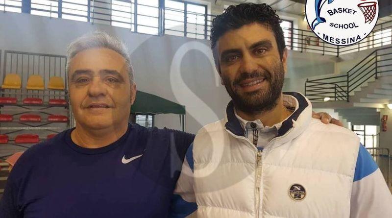 Stagione 2020-2021, ZS Group Messina conferma lo staff tecnico con Sidoti e Paladina