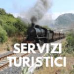 Sicilia Turistica homepage, menu icona servizi turistici
