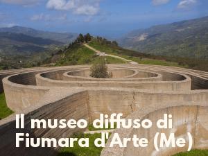 Il museo diffuso di Fiumara d'Arte