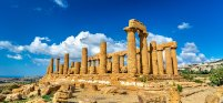 Greek valley of the temples in Agrigento - Highlights tour of Sicily