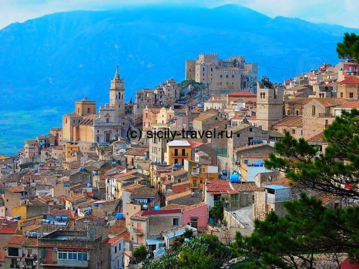 Остров Сицилия. Хочу почитать о нем