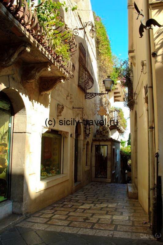 Экскурсии на острове Сицилия