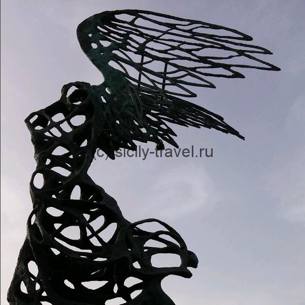 Монумент Джардини Наксос