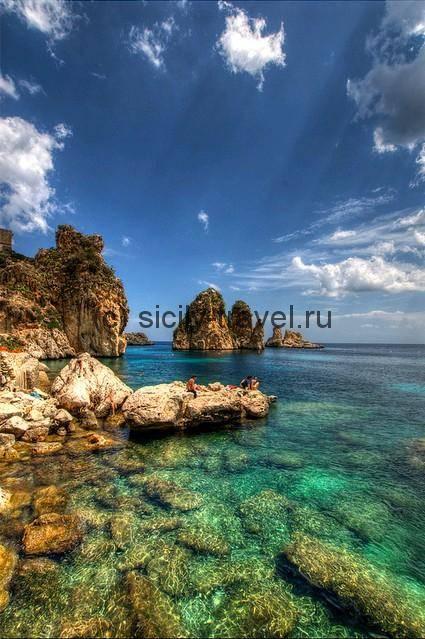 Сицилия летом