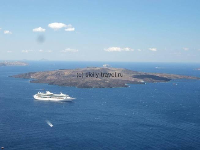 Остров Вулкано - Отдых с детьми на Сицилии
