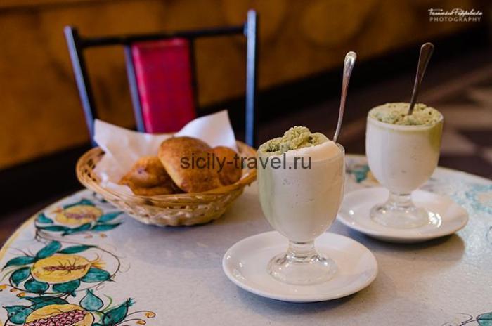 Сицилийский десерт