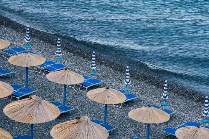 Пляжи Липари