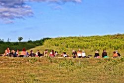 yoga in sicilia con sicily green adventures