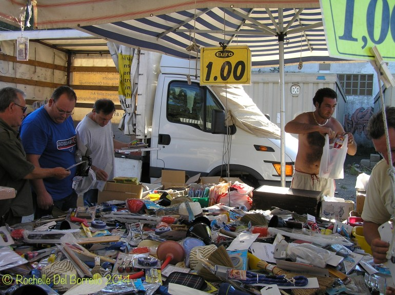 Piazza Armerina markets