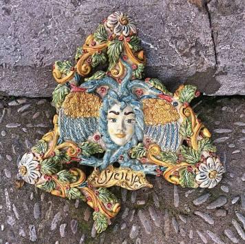 Manago' Ceramics Taormina