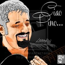 Fan Art Pino Daniele