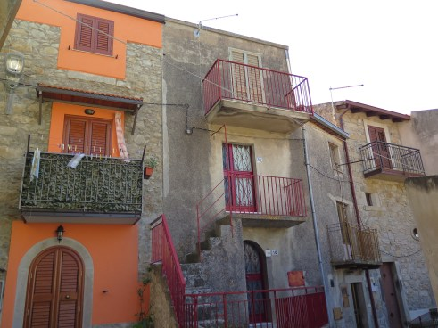 Small town Sicily