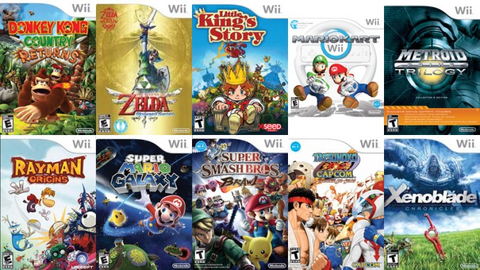 Nintendo Power Lists The Essential Wii Games   My Nintendo News Nintendo