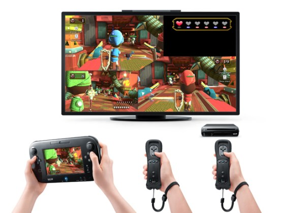 Three Different Controllers Can Be Used Simultaneously On Wii U         Wii U Multiplayer Games      Madden
