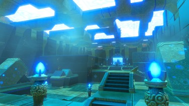 The Shrines in Breath of the Wild are intricately designed.