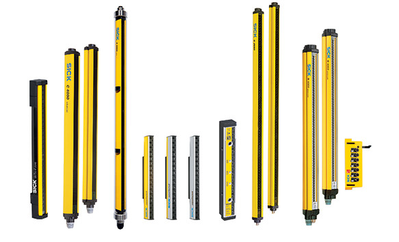 How To Calculate Safety Distance For Safety Light Curtains Sick Inc