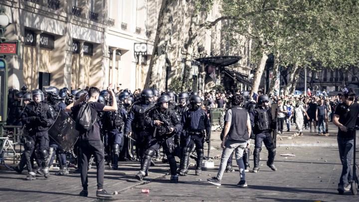 GILETS JAUNES : L'ACTE 23 à Paris (75)