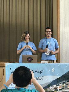 Ellen Bauer, Manuel Esposito両氏による、第二セッション