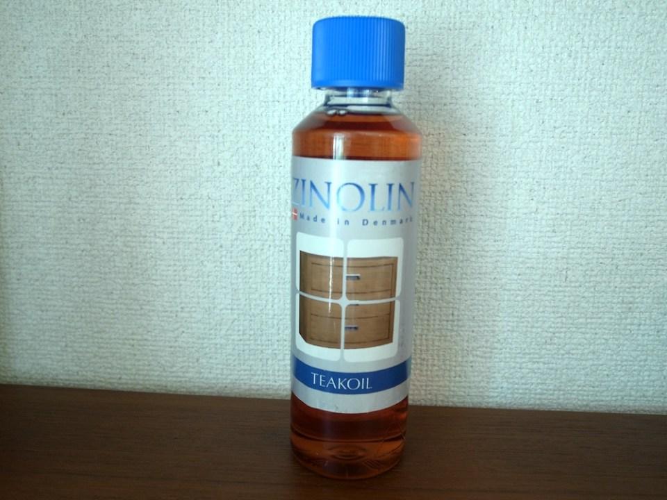 ジノリン チークオイル