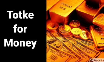Totke fo money