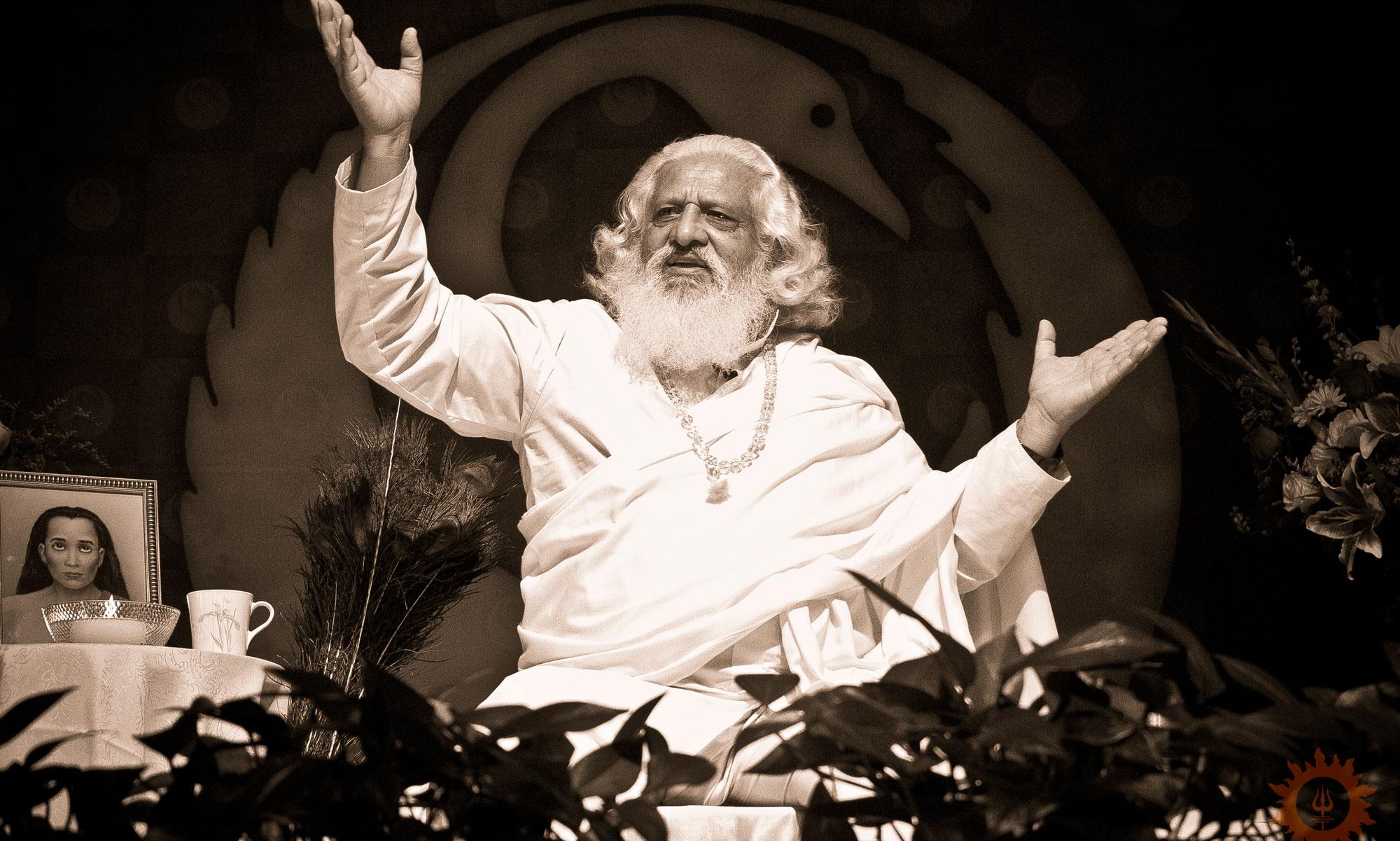 Photograph of Yogiraj.