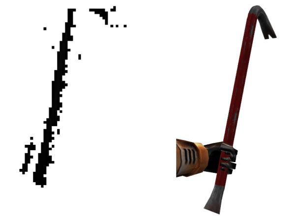 hl crowbar