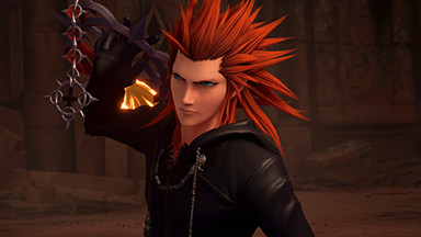 Kingdom Hearts III 'Re Mind'