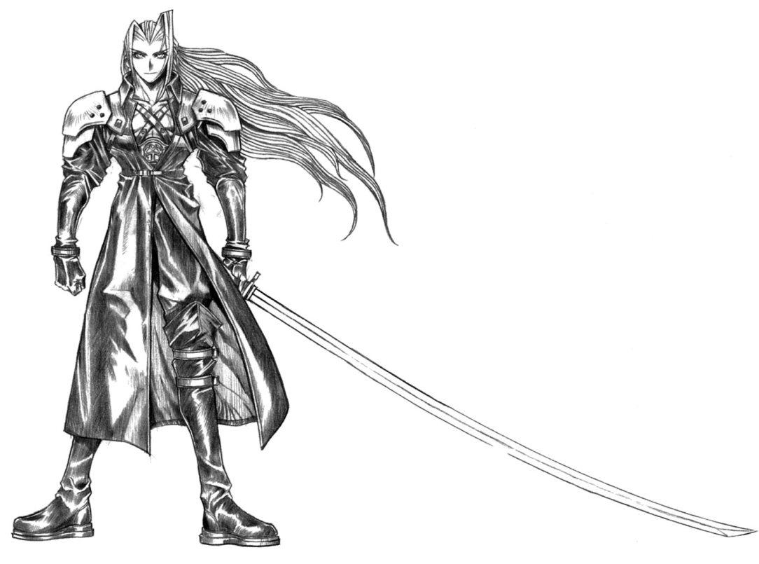 ff7-sephiroth-sketch