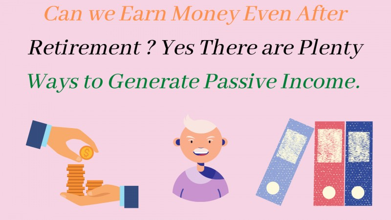 How to Earn Money After Retirement in India?