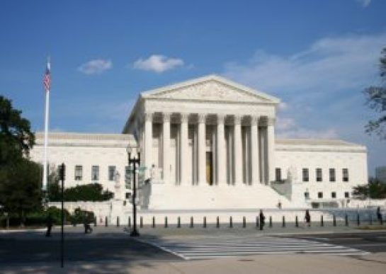 Image of US Supreme Court, which decided the Bob McDonnell case