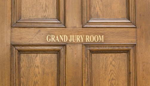 grand jury door - what are the rules concerning disclosure of exculpatory information to the grand jury?
