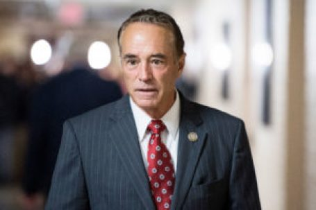 Rep. Collins was indicted for insider trading