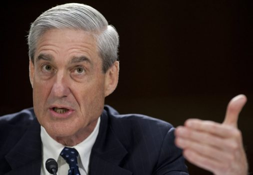 Bob Mueller appears to be pursuing a classic white collar investigation strategy.