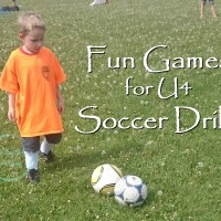 Favorite Soccer Drills for U4