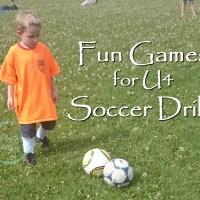 Favorite Soccer Drills for U4