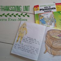 A Thanksgiving Unit with Evan-Moor