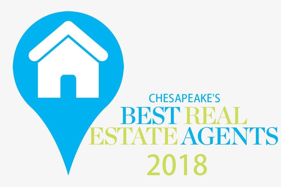 Best Chesapeake Real Estate Agents 2018