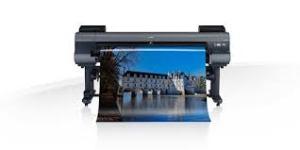 Aqueous Inkjet Printing Sample