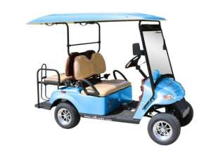 Low Speed Golf Car Review