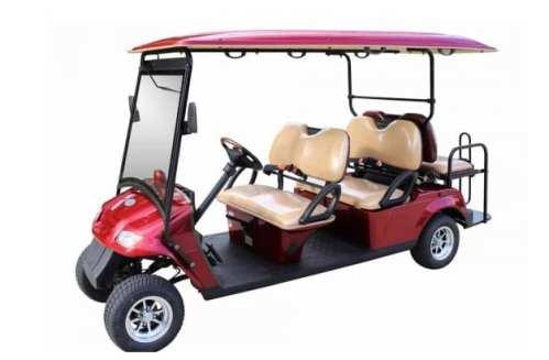 Street Legal Golf Cart
