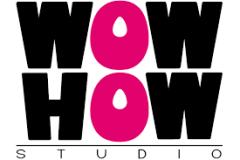 Wow How Studios Logo