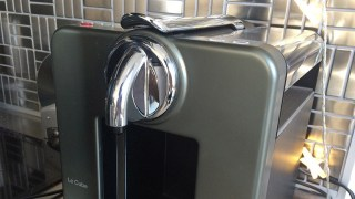 ネスプレッソ、ドルチェグストを掃除する 湯垢洗浄