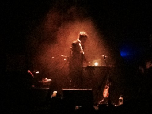 Andrew Bird live in KC, 4.21.2016