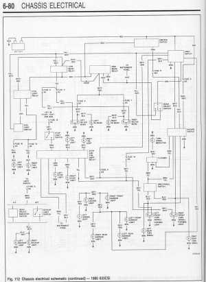 80_633CSi_Wiring_Diagram 3 « SIDE DRAFT SIX